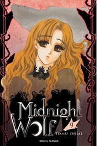 Couverture du livre : Midnight Wolf, Tome 9