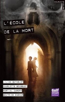 Couverture du livre : L'école de la mort