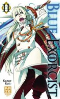 Blue exorcist, Tome 11