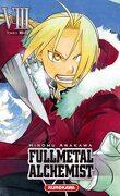 Fullmetal Alchemist - Edition reliée, Tome 8