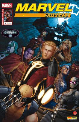 Couverture du livre : Marvel Universe (V2) N°4 - Annihilators (2/2)