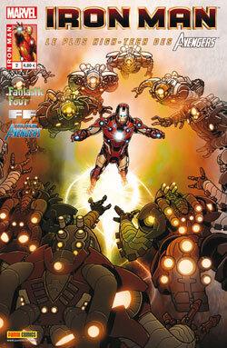 Couverture du livre : Iron Man (V3) N°2 - A Jamais