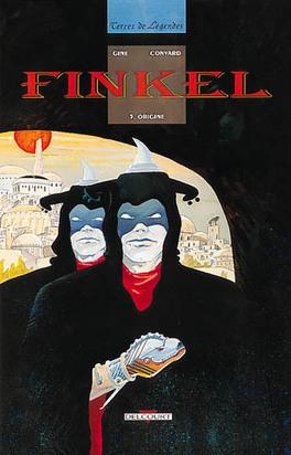 Couverture du livre : Finkel tome 5 : Origine