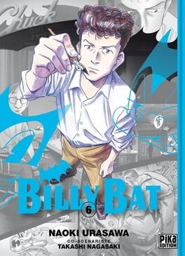 Couverture du livre : Billy Bat, Tome 6