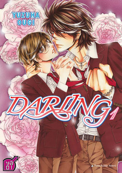Couverture de Darling, Tome 1