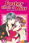 couverture Faster than a kiss, Tome 3
