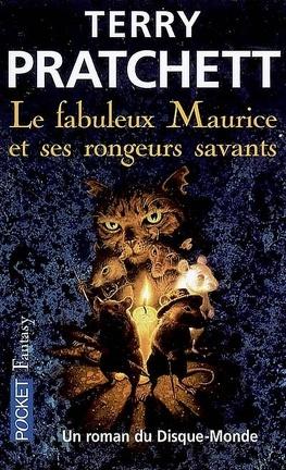 Couverture du livre : Le fabuleux Maurice et ses rongeurs savants - Un roman du Disque-Monde