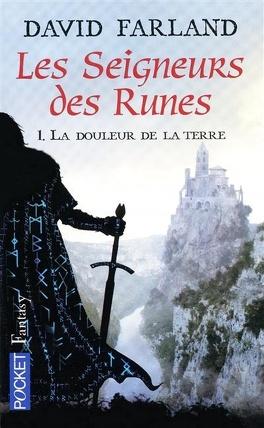 Couverture du livre : Les seigneurs des runes, Tome 1 : La douleur de la Terre