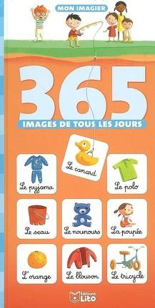 Mon Imagier 365 Images De Tous Les Jours Livre De Jean