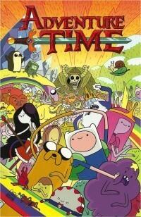 Couverture du livre : Adventure time, Tome 1