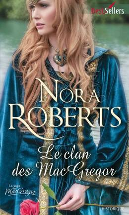 Couverture du livre : Les MacGregor, Tome 6 : Serena la rebelle