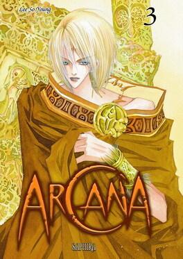 Couverture du livre : Arcana, Tome 3