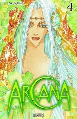 Couverture du livre : Arcana, Tome 4
