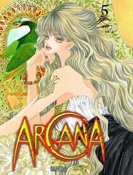 Couverture du livre : Arcana, Tome 5
