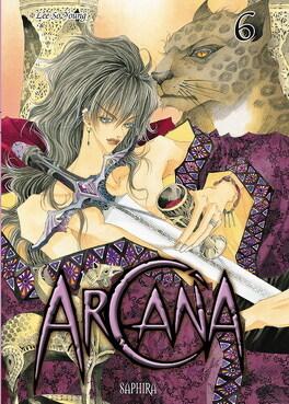 Couverture du livre : Arcana, Tome 6