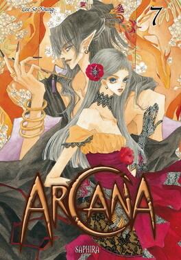 Couverture du livre : Arcana, Tome 7