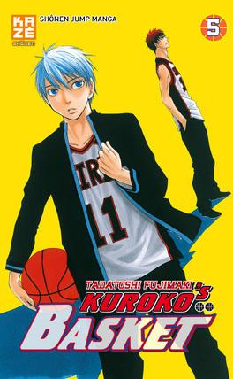 Couverture du livre : Kuroko's Basket, Tome 5