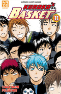 Kuroko's Basket, Tome 11