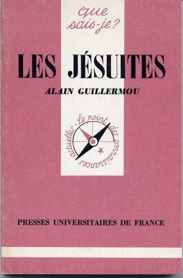 Couverture du livre : Les Jésuites