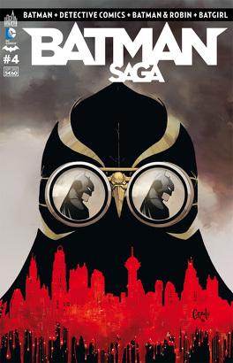Couverture du livre : Batman Saga N°4
