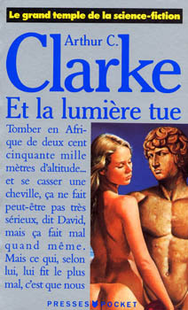 Couverture du livre : Le Livre d'Or de la science-fiction : Arthur C. Clarke