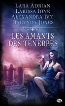 Les amants des ténèbres : Quatre récits de bit-lit
