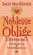 Noblesse Oblige : Intégrale, Tome 2