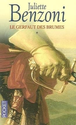 Couverture du livre : Le Gerfaut des brumes, tome 1 : Le Gerfaut