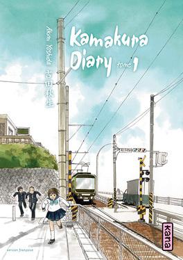 Couverture du livre : Kamakura Diary, Tome 1