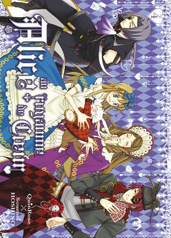 Couverture de Alice au royaume de Cœur, Tome 4
