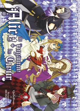 Couverture du livre : Alice au royaume de Cœur, Tome 4