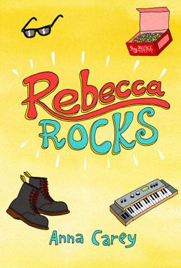 Couverture du livre : Rebecca Rocks