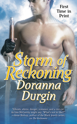 Couverture du livre : The Reckoners, Tome 2 : Storm of Reckoning