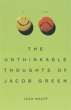Couverture du livre : The Unthinkable Thoughts of Jacob Green
