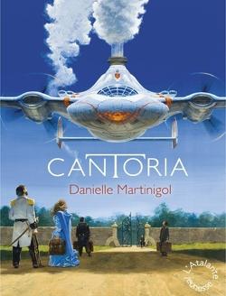 Couverture de Cantoria