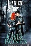couverture Chasseuse de la Nuit, HS : Cat & Bones