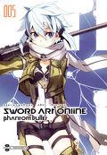 Sword Art Online, tome 5: Phantom Bullet