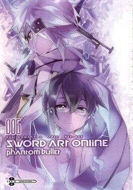 Couverture du livre : Sword Art Online, tome 6 : Phantom Bullet