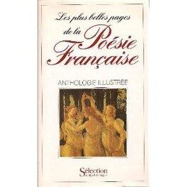 Couvertures Images Et Illustrations De Les Plus Belles Pages De La Poesie Francaise De Collectif