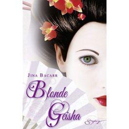 Couverture du livre : Blonde geisha