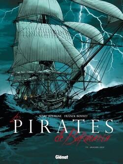 Couverture de Les Pirates de Barataria, tome 3 : Grande-Isle