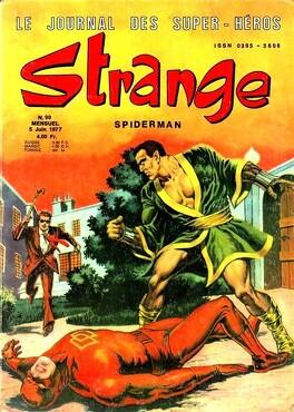 Couverture du livre : Strange 90