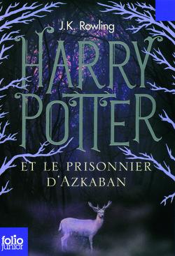 Couverture de Harry Potter, Tome 3 : Harry Potter et le Prisonnier d'Azkaban