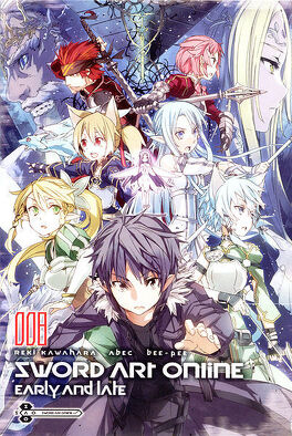 Couverture du livre : Sword Art Online, tome 8: Early and Late