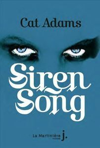Couverture du livre : Blood Song, Tome 2 : Siren Song