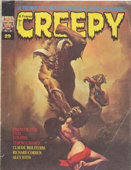 Couverture du livre : Creepy N°29