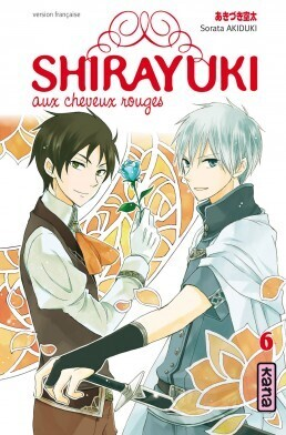 Couverture du livre : Shirayuki aux cheveux rouges, Tome 6