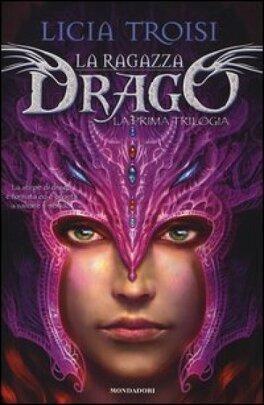Couverture du livre : La fille dragon : l'intégrale