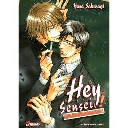 Couverture du livre : Hey, Sensei !