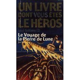 Couverture du livre : Loup Solitaire, tome 21 : Le Voyage de la Pierre de Lune